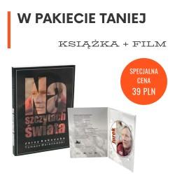 W zestawie taniej (Na szczytach świata + DVD Jurek)